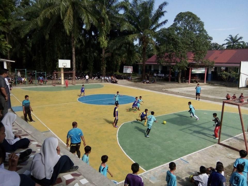 Trunamen Futsal Tingkat SD Se-Binjai Langkat