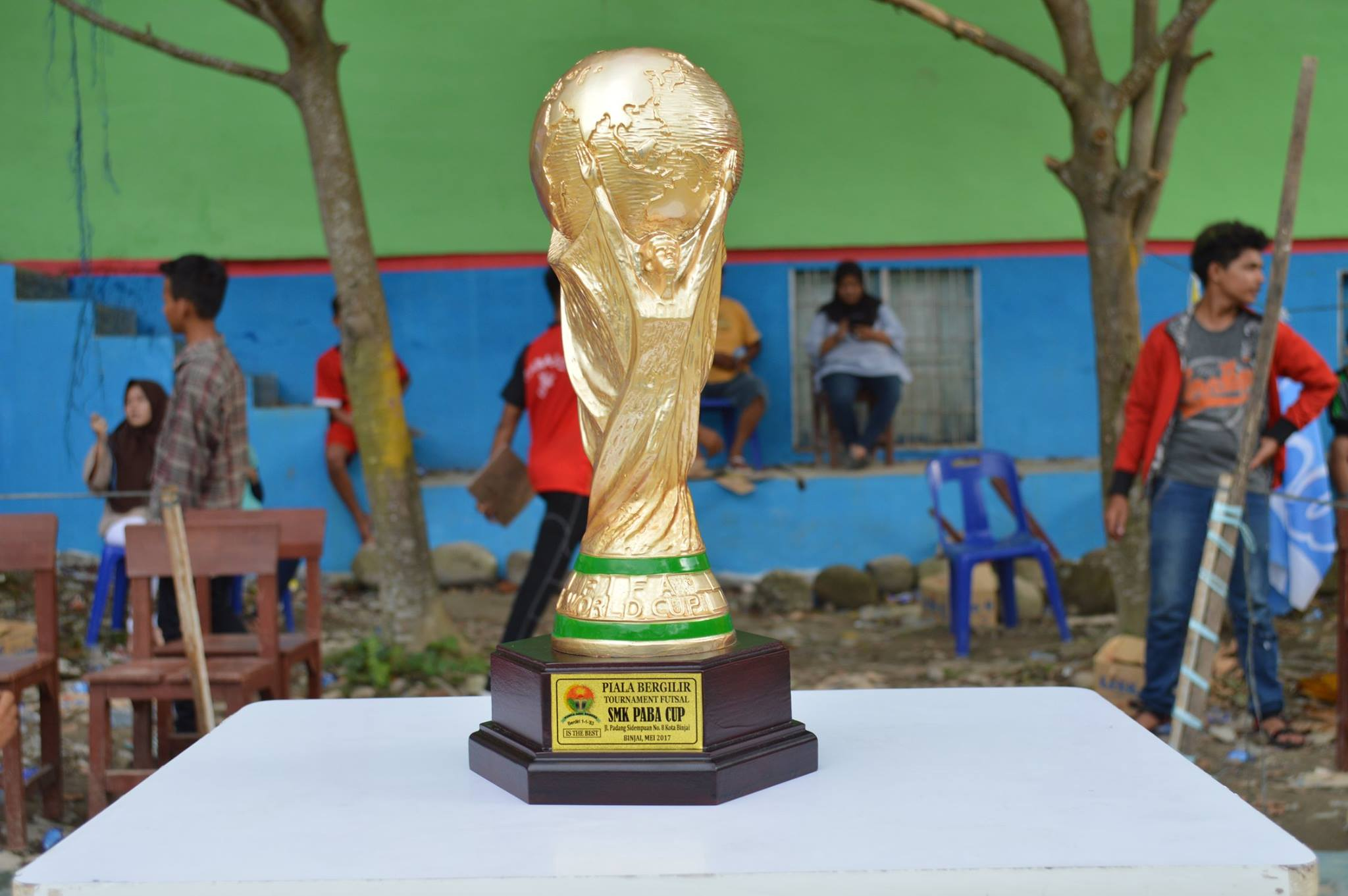 Pemenang Turnament Futsal SMK PABA Cup I