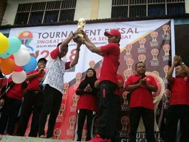 Turnamen Futsal SMK PABA Cup 2018