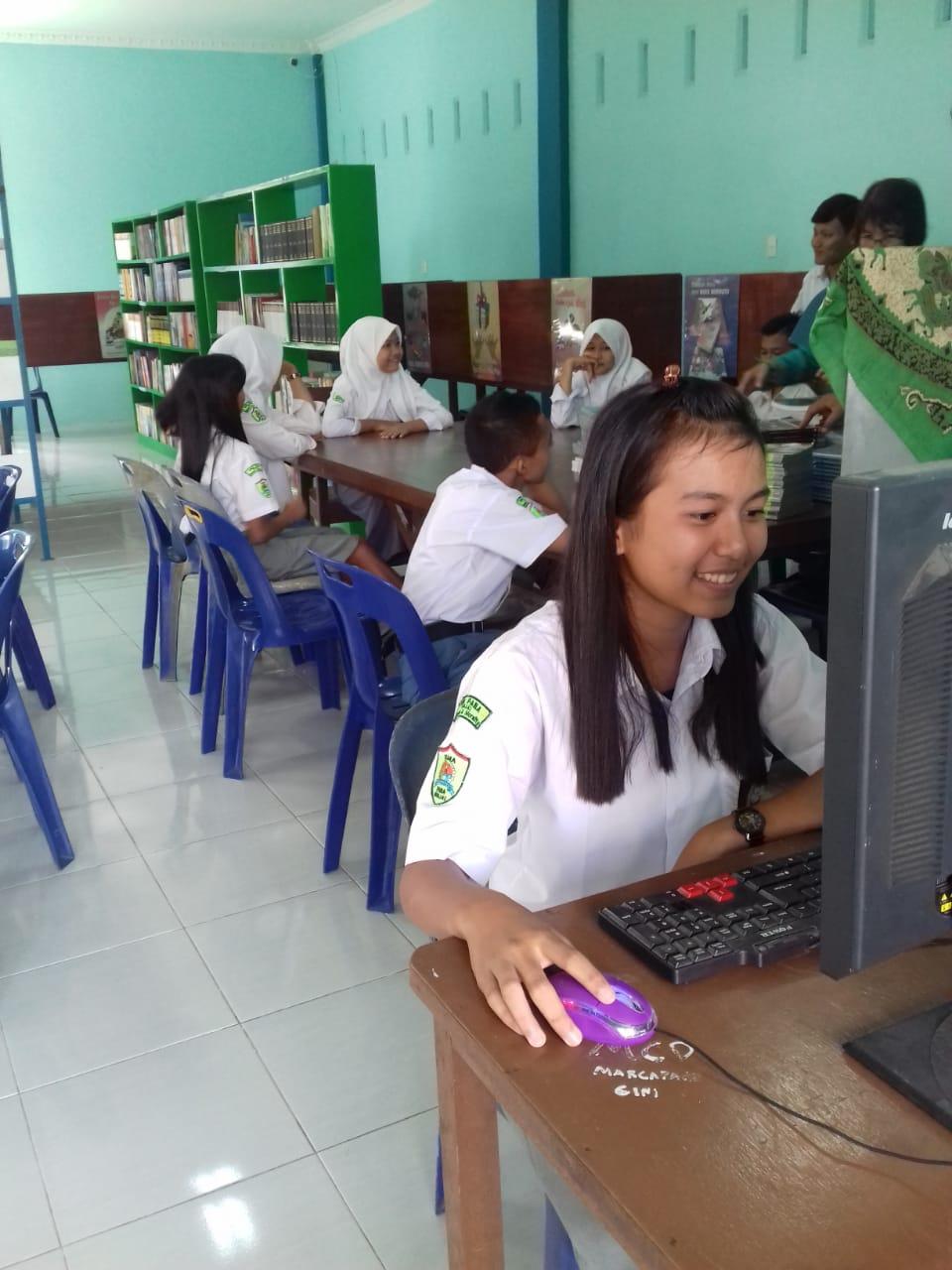 Perpustakaan Digital PABA Binjai