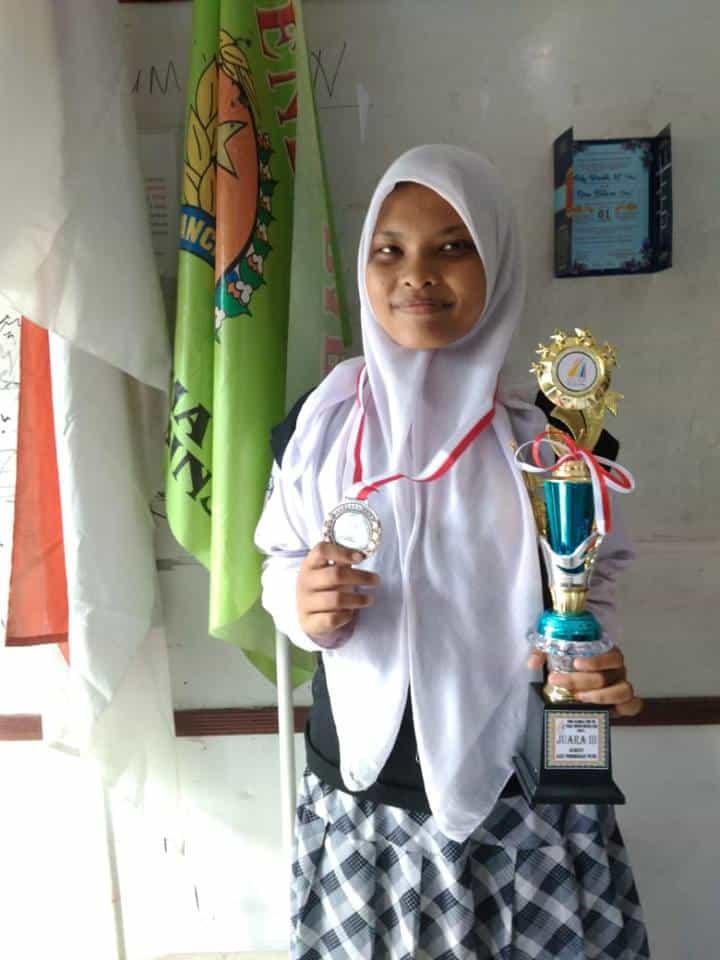SMA PABA Binjai Mengikuti Olimpiade Olahraga Siswa Provinsi (O2SP)