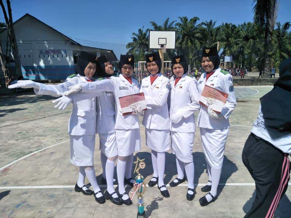 Korps Muda Paskibraka (KOMPAS) SMA PABA BINJAI