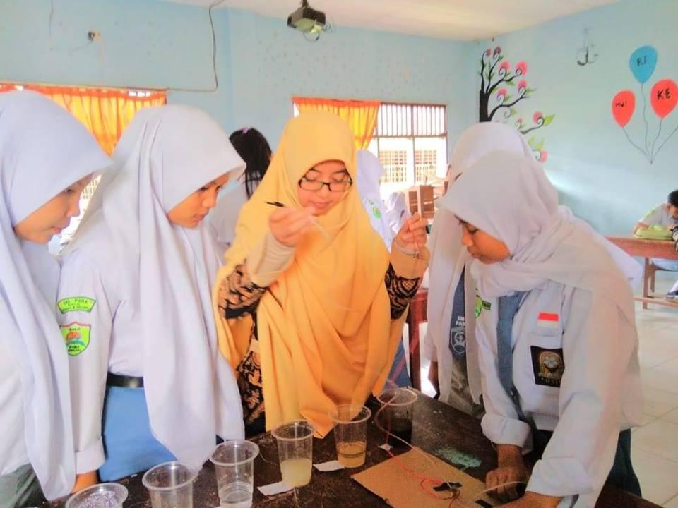Kegiatan Kelas X MIA-2 SMA PABA Binjai