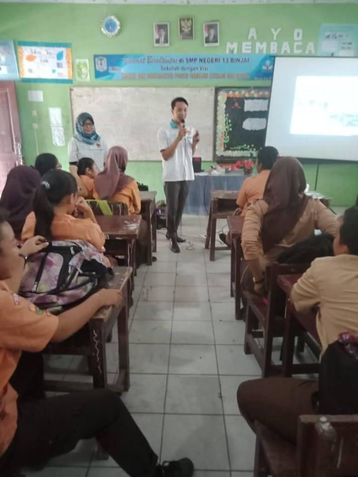 Generasi Milenial SMK PABA Binjai