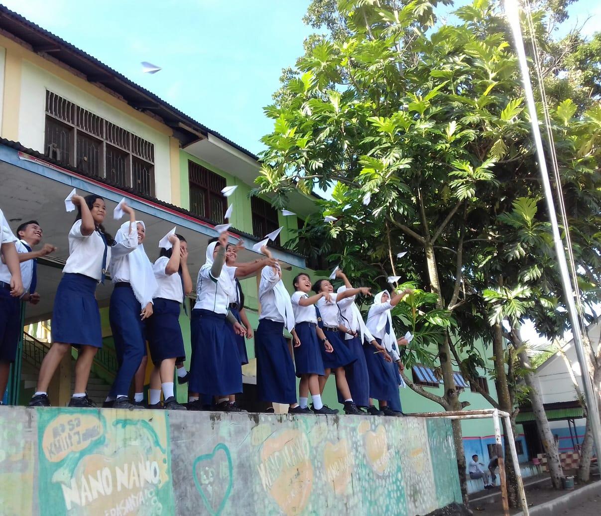Pembelajaran Menyenangkan di SMP PABA Binjai